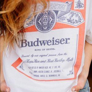 UO Budweiser T-shirt 🔥top-rated🔥
